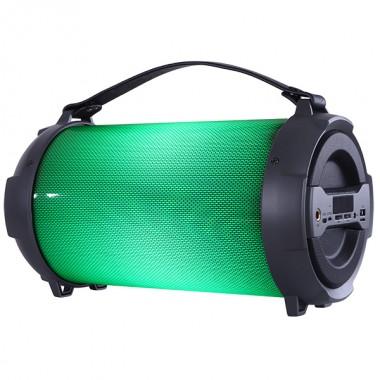 PERFEO, Bluetooth-колонка, «TERCERO LIGHT» черная с подсветкой, PF_B4187