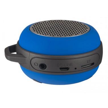 Bluetooth-колонка «SOLO» FM, MP3 microSD, AUX, мощность 5Вт, 600mAh