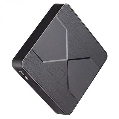 Perfeo SMART TV BOX приставка «MATRIX», Android 9.0, Amlogic S905X2, 2G/16Gb, Bluetooth 4.1 (PF_A4553)