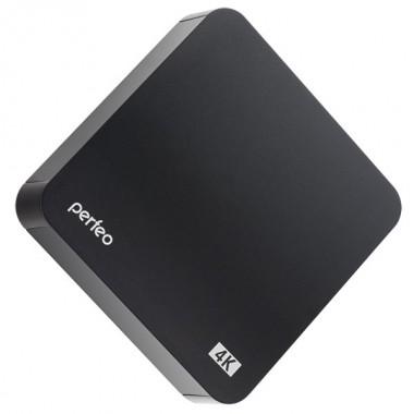 Perfeo SMART TV BOX приставка «CHRONO», RK3228, 1G/8Gb, Android 7.1 (PF_A4551)
