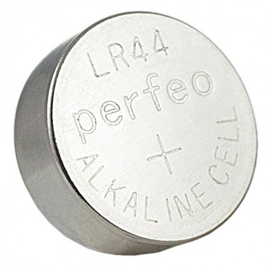 Perfeo LR44/10BL A76 G13 Alkaline Cell