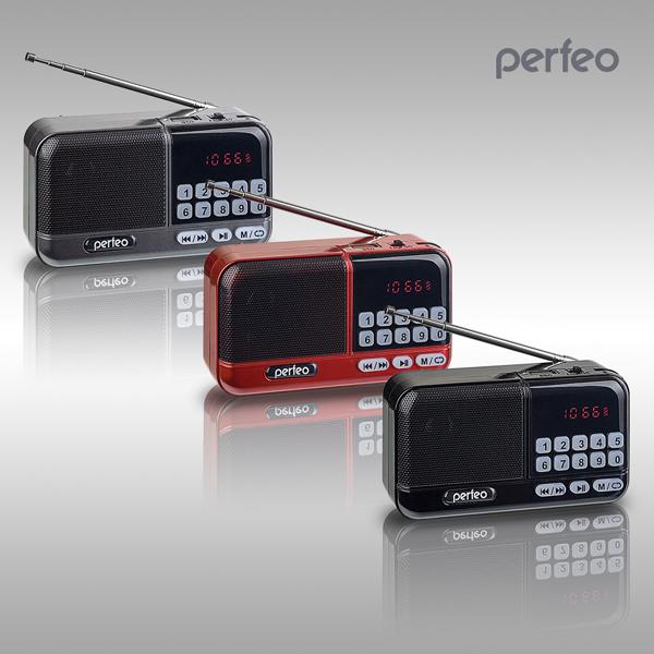 Perfeo радиоприемник цифровой ASPEN