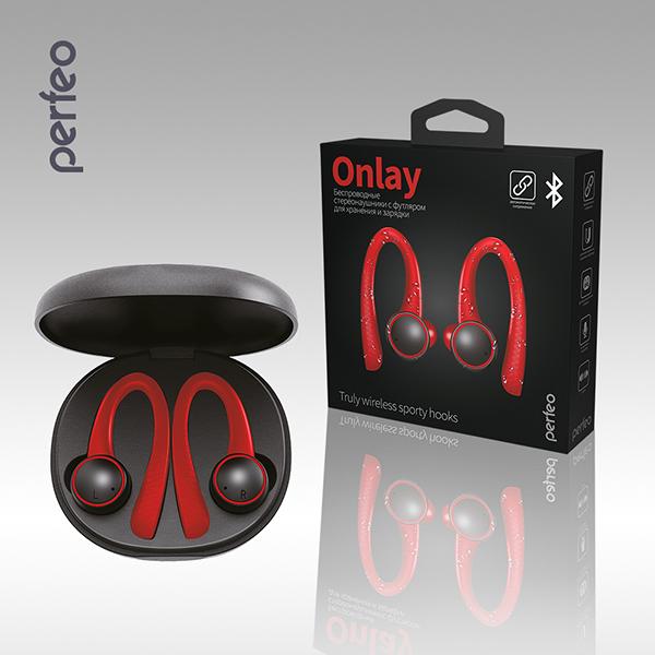Bluetooth-наушники Perfeo Onlay
