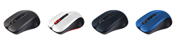 Мышь REGULAR представлена в проводном и беспроводном исполнении