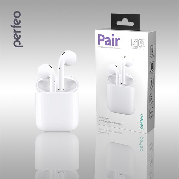 Bluetooth-наушники Perfeo Pair