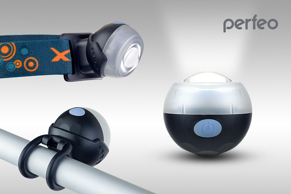 Perfeo многофункциональный фонарь Pearl (PF_A4984)