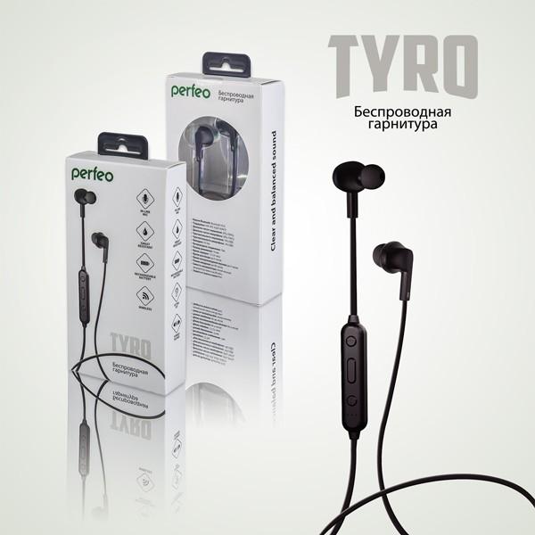 Беспроводные наушники TYRO
