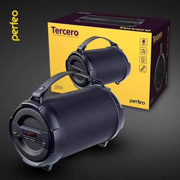 Perfeo Портативная акустическая система Tercero
